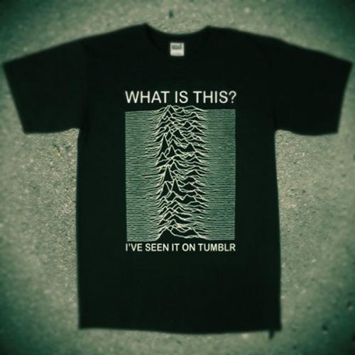 Experienced T-shirt